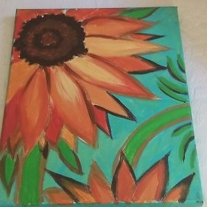 Other - Sunflower Painting